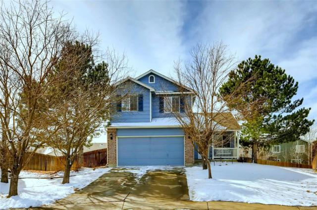 5431 S Netherland Court, Centennial, CO 80015 (#3412888) :: The City and Mountains Group