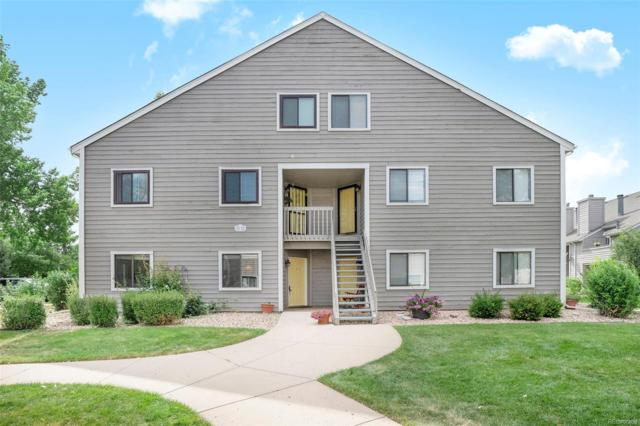 3600 S Pierce Street 7-107, Lakewood, CO 80235 (MLS #3413205) :: 8z Real Estate