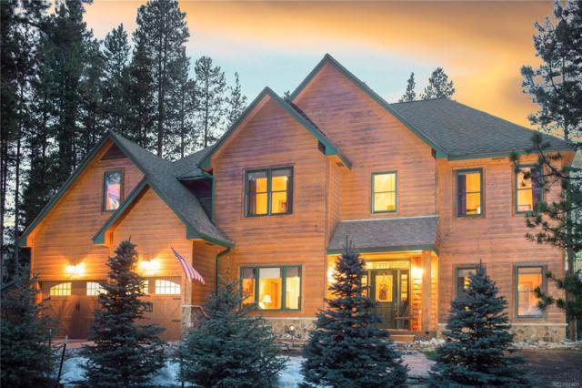35 Burntwood Lane, Blue River, CO 80424 (MLS #3413334) :: Kittle Real Estate