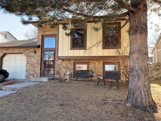 13692 W 64th Drive, Arvada, CO 80004 (MLS #3413508) :: 8z Real Estate