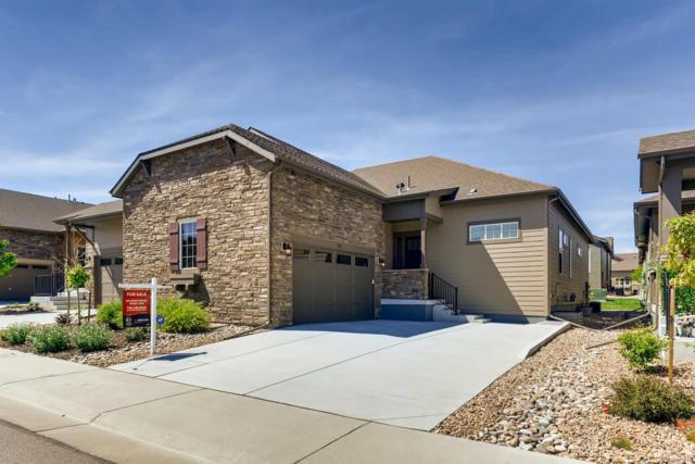 3418 New Haven Circle, Castle Rock, CO 80109 (#3413981) :: The Heyl Group at Keller Williams