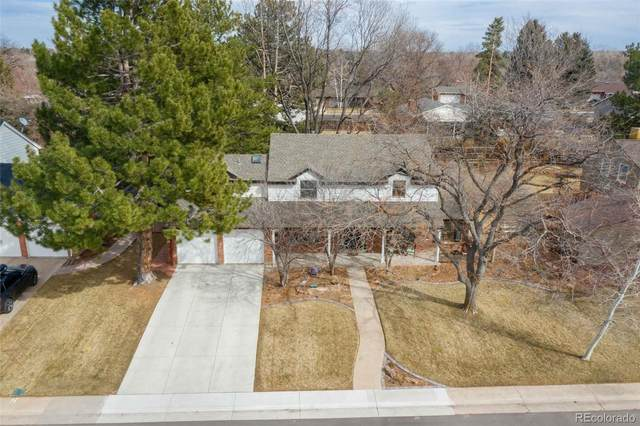 6784 S Detroit Circle, Centennial, CO 80122 (MLS #3414202) :: The Sam Biller Home Team
