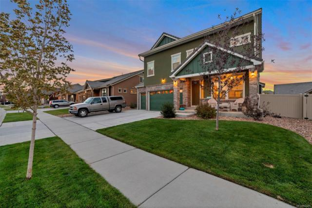 146 Pipit Lake Way, Erie, CO 80516 (#3414367) :: The Griffith Home Team