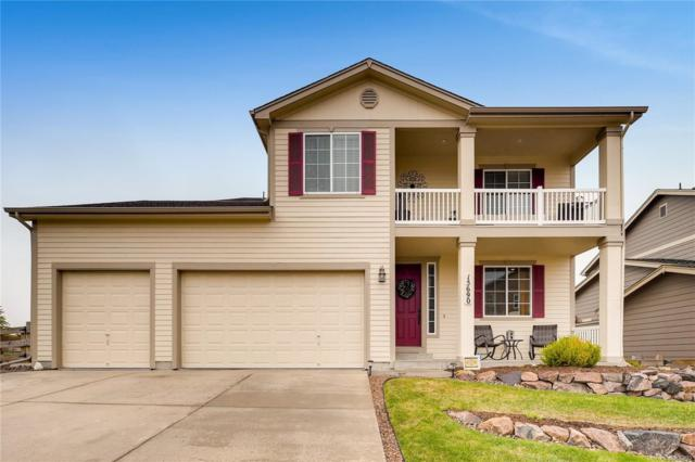 15690 James Gate Place, Monument, CO 80132 (#3415142) :: The Healey Group