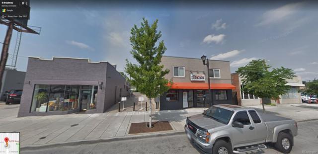 2425 S Broadway, Denver, CO 80210 (#3415188) :: Wisdom Real Estate