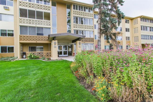 795 S Alton Way 10B, Denver, CO 80247 (#3415960) :: The Peak Properties Group