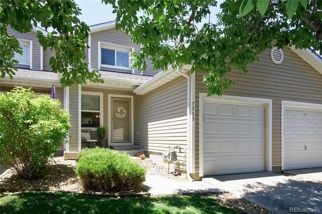 7753 S Kittredge Court, Englewood, CO 80112 (MLS #3415987) :: 8z Real Estate