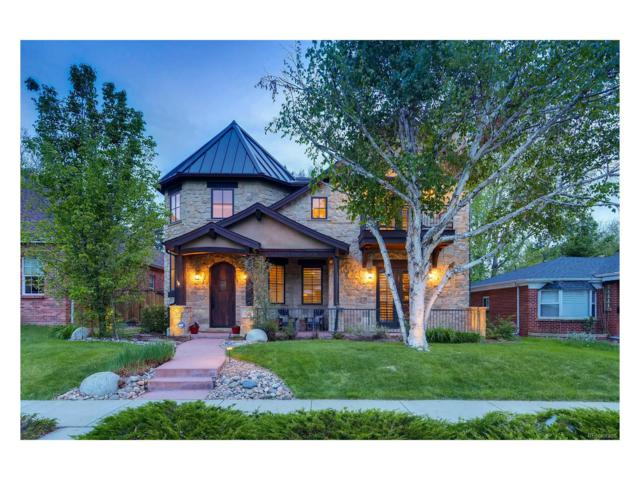 1451 S Josephine Street, Denver, CO 80210 (#3416013) :: Thrive Real Estate Group
