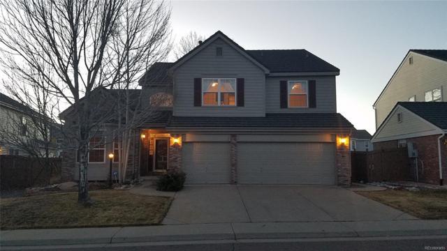 15454 E Powers Drive, Centennial, CO 80015 (MLS #3416296) :: 8z Real Estate