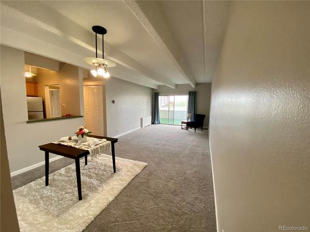 1888 S Jackson Street #608, Denver, CO 80210 (#3416400) :: Mile High Luxury Real Estate