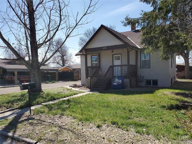 2218 W Iliff Avenue, Englewood, CO 80110 (#3416456) :: Venterra Real Estate LLC