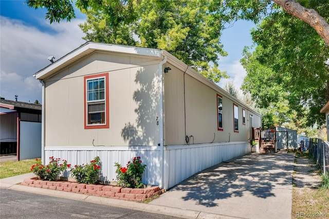 9850 Federal Boulevard, Federal Heights, CO 80260 (#3416497) :: The DeGrood Team