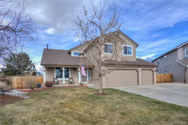 8329 S Flower Way, Littleton, CO 80128 (#3416826) :: Berkshire Hathaway Elevated Living Real Estate