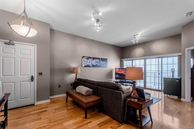 475 W 12th Avenue 15F, Denver, CO 80204 (MLS #3417103) :: 8z Real Estate