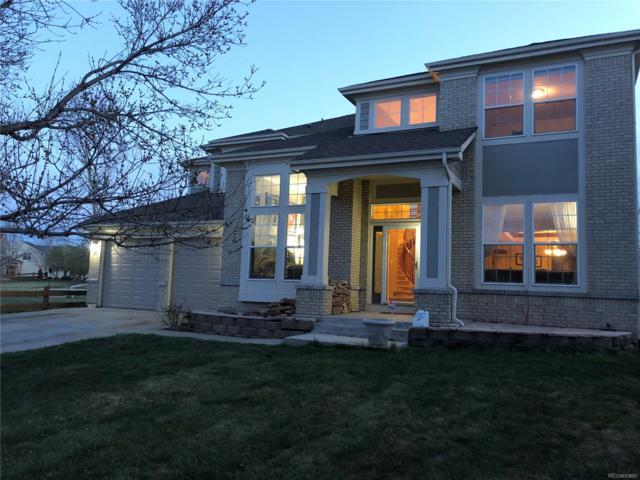17355 W 62nd Lane, Arvada, CO 80403 (#3417115) :: The Peak Properties Group