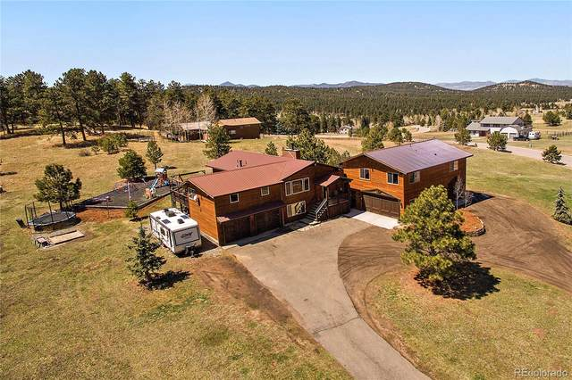 9174 Armadillo Trail, Evergreen, CO 80439 (#3418138) :: Bring Home Denver with Keller Williams Downtown Realty LLC