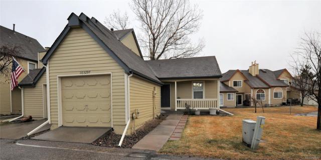 10329 W Fair Avenue F, Littleton, CO 80127 (#3418144) :: The Peak Properties Group