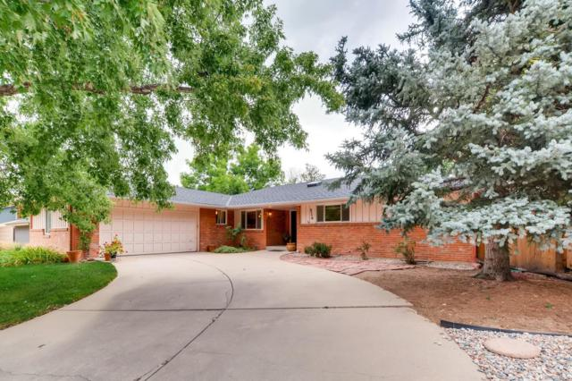 3770 S Hillcrest Drive, Denver, CO 80237 (#3418750) :: My Home Team