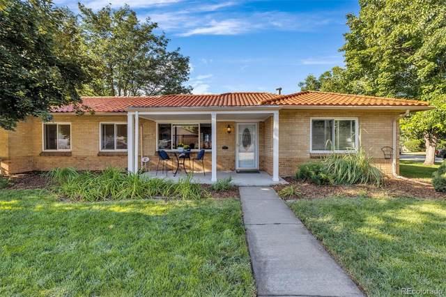 3737 E Mississippi Avenue, Denver, CO 80210 (#3418883) :: The Colorado Foothills Team | Berkshire Hathaway Elevated Living Real Estate