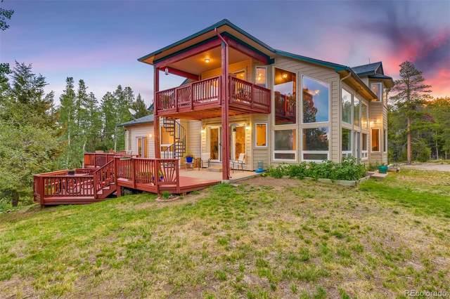 26786 Light Lane, Conifer, CO 80433 (MLS #3419175) :: Kittle Real Estate