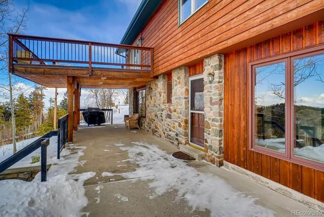 20178 Rangeview Drive, Morrison, CO 80465 (#3419180) :: The Griffith Home Team