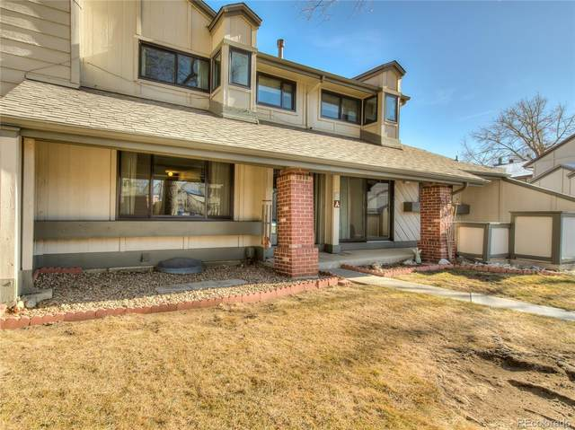 10592 W Florida Avenue A, Lakewood, CO 80232 (#3419452) :: The Gilbert Group