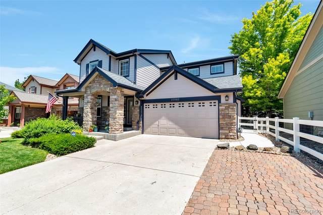23965 E Arizona Place, Aurora, CO 80018 (#3419512) :: Kimberly Austin Properties
