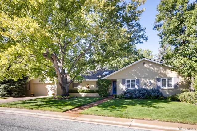 3223 S Milwaukee Street, Denver, CO 80210 (#3419811) :: Wisdom Real Estate