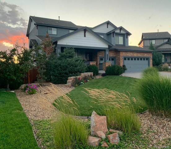 3455 Grey Court, Castle Rock, CO 80104 (#3420028) :: The Griffith Home Team