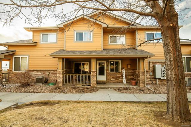 2900 Purcell Street D-5, Brighton, CO 80601 (MLS #3420865) :: 8z Real Estate
