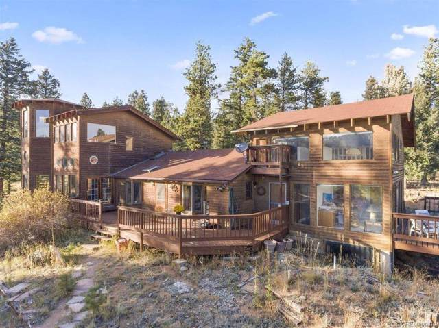 95 Elk Horn Court, Bailey, CO 80421 (MLS #3420881) :: 8z Real Estate