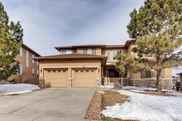 7415 S Jackson Gap Way, Aurora, CO 80016 (#3420982) :: The DeGrood Team