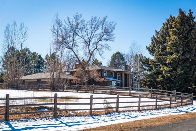70 Meade Lane, Cherry Hills Village, CO 80113 (#3421411) :: James Crocker Team