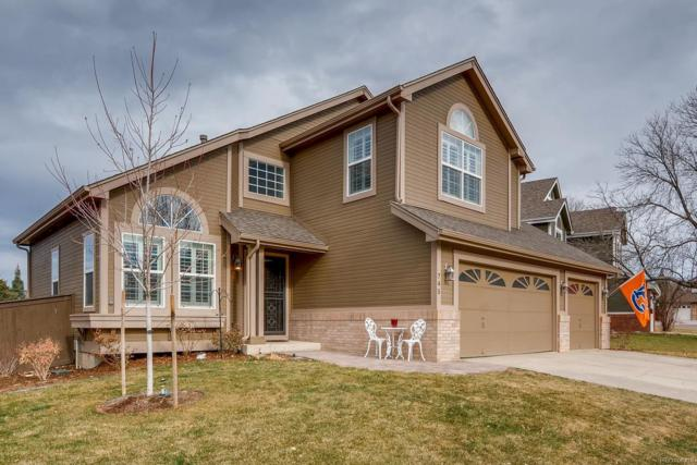 745 Poppywood Drive, Highlands Ranch, CO 80126 (#3421579) :: The Griffith Home Team