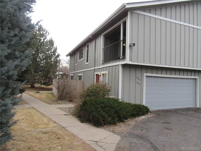 14531 E 12th Avenue, Aurora, CO 80011 (#3422184) :: The Dixon Group