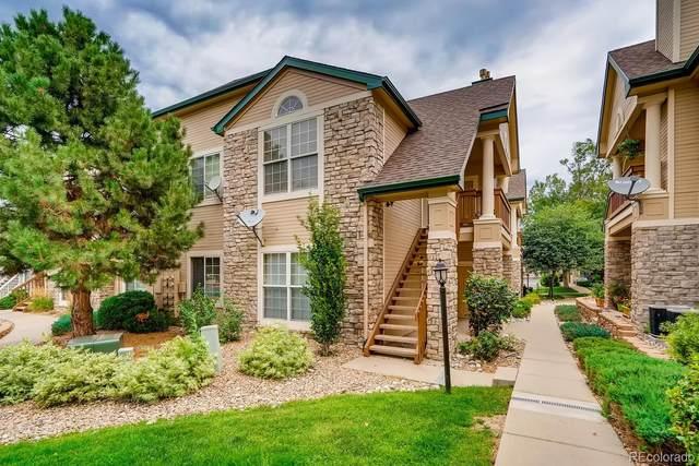 4064 S Carson Street #101, Aurora, CO 80014 (#3422421) :: Mile High Luxury Real Estate