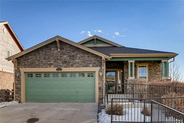 23962 E 2nd Drive, Aurora, CO 80018 (#3422453) :: Chateaux Realty Group