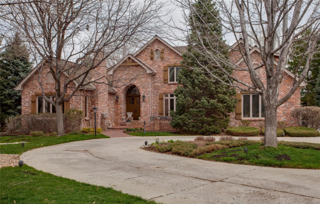 99 Glenmoor Lane, Cherry Hills Village, CO 80113 (#3422612) :: The City and Mountains Group