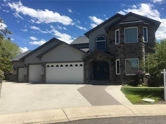 3927 Lone Tree Lane, Montrose, CO 81403 (#3422959) :: Re/Max Structure