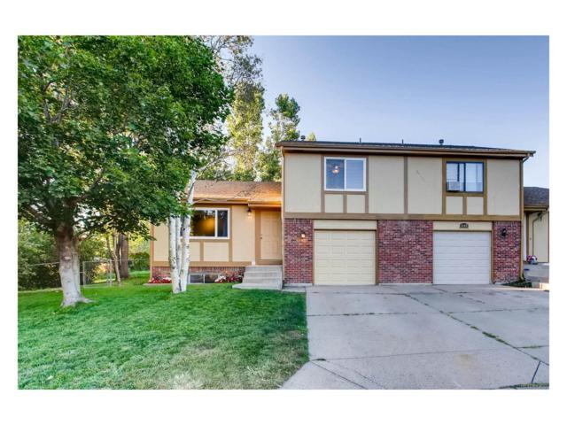 1443 S Sierra Drive, Castle Rock, CO 80104 (#3423069) :: The Sold By Simmons Team