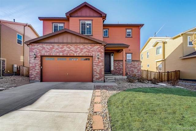2419 Summerhill Drive, Castle Rock, CO 80108 (#3423512) :: The Colorado Foothills Team | Berkshire Hathaway Elevated Living Real Estate