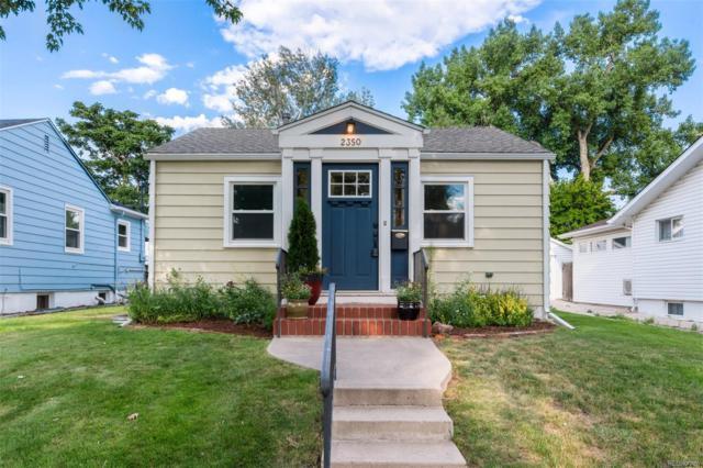 2350 S Lafayette Street, Denver, CO 80210 (MLS #3423890) :: 8z Real Estate