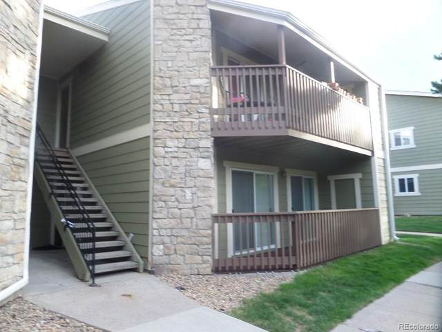 3442 S Eagle Street #101, Aurora, CO 80014 (MLS #3423930) :: 8z Real Estate