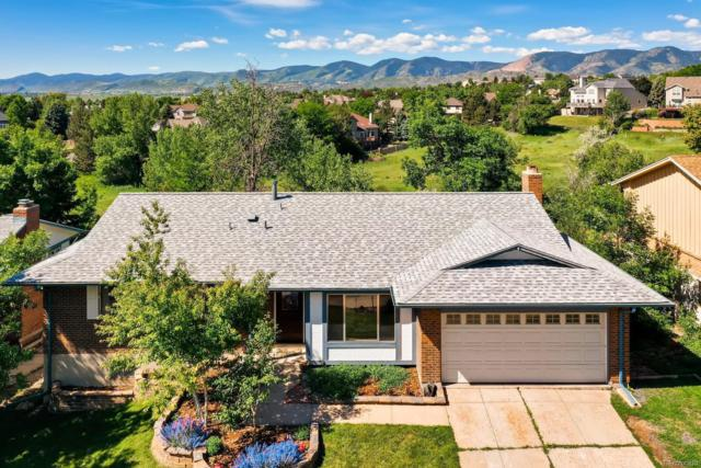 12874 W Iliff Avenue, Lakewood, CO 80228 (MLS #3424109) :: 8z Real Estate