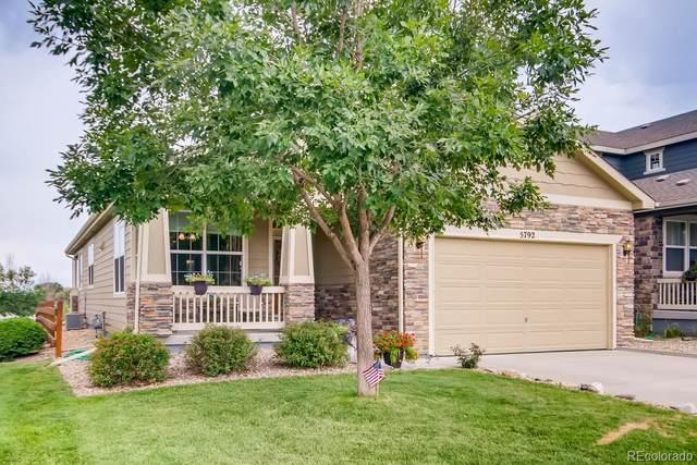 5792 Devils Head Court, Golden, CO 80403 (MLS #3424194) :: 8z Real Estate