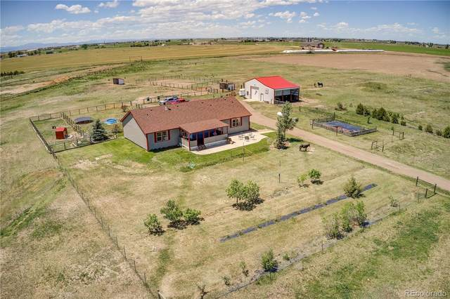 21665 County Road 80, Eaton, CO 80615 (#3424394) :: Bring Home Denver with Keller Williams Downtown Realty LLC