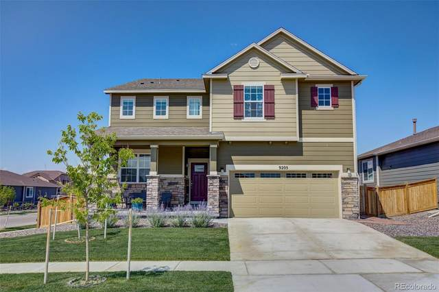 9205 Quintero Street, Commerce City, CO 80022 (MLS #3424401) :: Bliss Realty Group