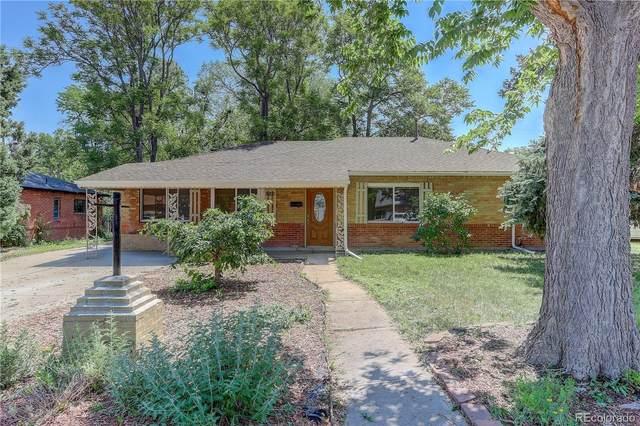 1184 Scranton Street, Aurora, CO 80011 (MLS #3424741) :: Kittle Real Estate