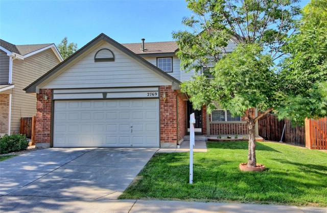 2769 Fernwood Place, Broomfield, CO 80020 (#3424820) :: The Galo Garrido Group