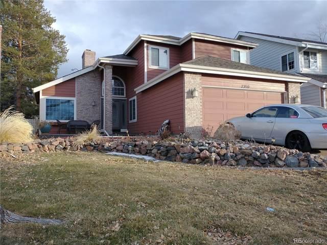 2350 S Gray Drive, Lakewood, CO 80227 (MLS #3425000) :: 8z Real Estate